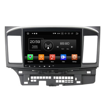 car stereo with navigation for LANCER 2015
