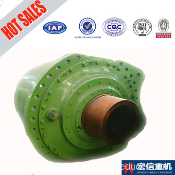 planetary gear reducer for materials handling equipment