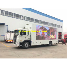 P8 RGB LED Advertising Vehicles
