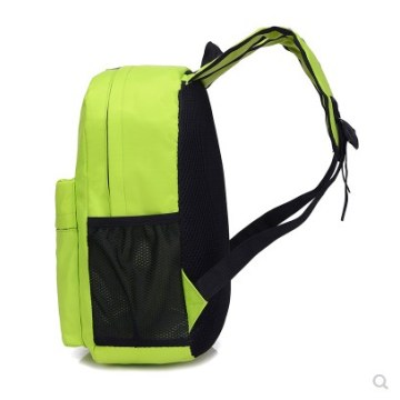 The women's backpack has a large capacity