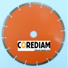 High Quality for Concrete Blade D300 Sinter Hot-pressed Cutting Disc supply to Oman Manufacturer