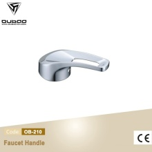 Zinc Alloy Bathroom Basin Kitchen Tap Lever Handles