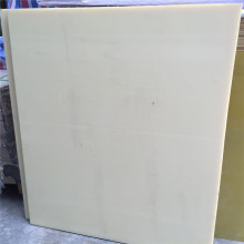 10MM Beige Color PA6 NYLON Sheet