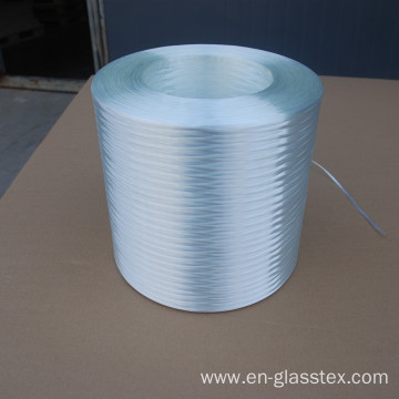 High strength roving for insulating materials