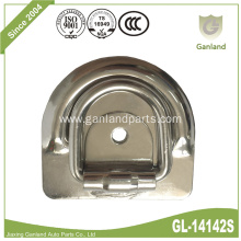 Stainless Steel Flush Fit Lashing D Ring Bolt On