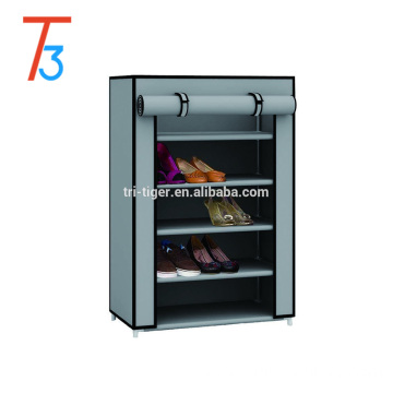 Portable Shoe Rack 5 Layer Shelf Storage Closet Organizer shoe Cabinet