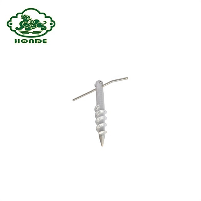 Ground Screws For Flag Poles And Banners