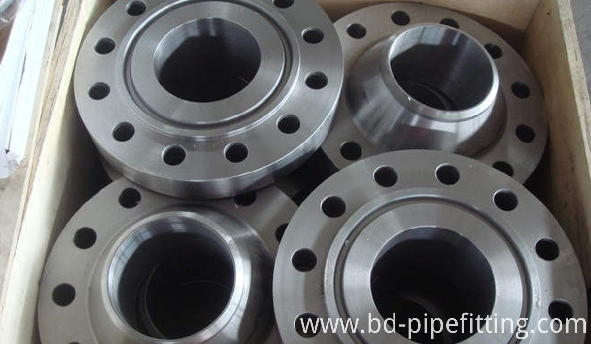 Carbon Steel ASTM A105 Forged Flanges