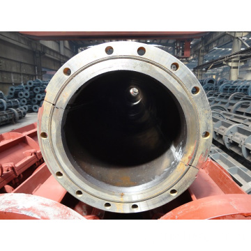 Steel Mould For Spun Pile Plant D300-D600