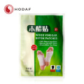 detox foot patch discharge the body toxins