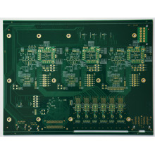 Digital displays circuit board for car