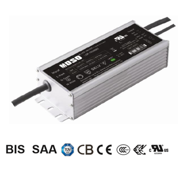 Programmable Constant Current Outdoor LED Driver 105W