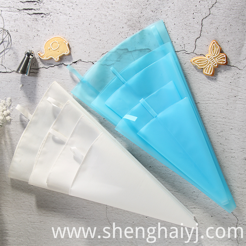 reusable Icing piping cake decorating cream pastry bag