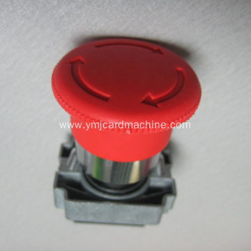 Smart Card Equipment Shutdown Switch Stop Button