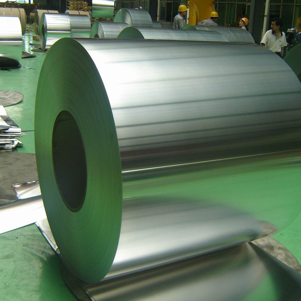Aluminum Foil jumbo roll for Aluminum Lidding Foil