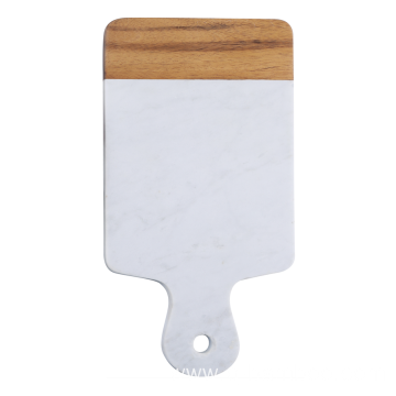 China Manufacturer for Wood Cutting Board Marble cutting board with handle supply to Nicaragua Manufacturers