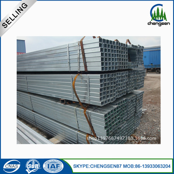 Pre-Galvanized Stainless Steel Construction Pipe Weight