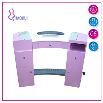 Good Quality for Wood Nail Tables High Quality Manicure Table For Nail Shop export to France Factories