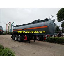 20000 Liters Tri-axle H2SO4 Transport Trailer Tanks