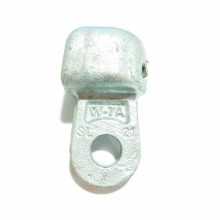 Hot sale for Galvanized Socket Clevis Hot Dip Galvanized W Type Socket Clevis export to Mayotte Exporter