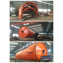 pollution free tire pyrolysis plants