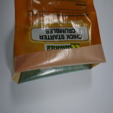 pp woven polypropylene laminated feed bags