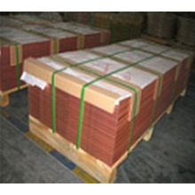 Leading for Machinery Manufacturing Copper Pure Copper Sheet export to Mozambique Manufacturer