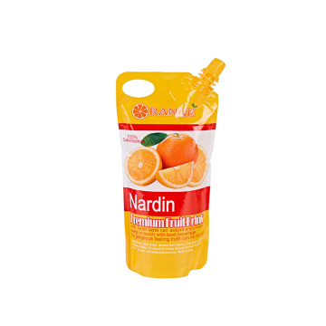 200ml Stand Up Pouch with Spout for Juice