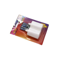 Led flameless wax candle light led candle