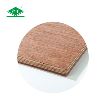 Bintangor BB / CC Veneer Plywood para sa Muwebles at Dekorasyon