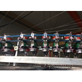Circular knitting machine for fleece