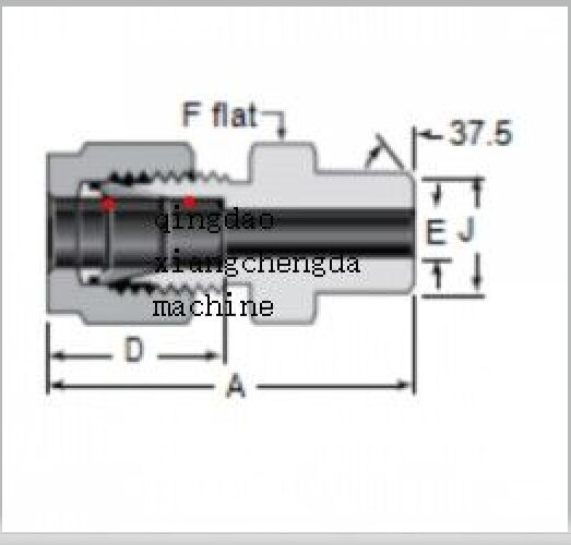 Weld Connector Fex