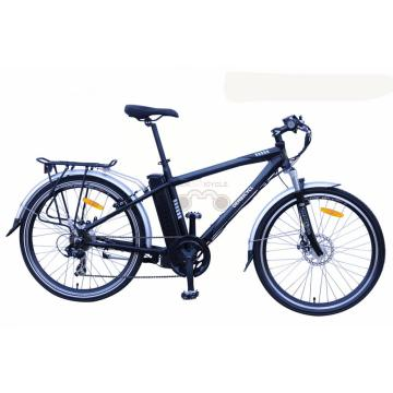 26 Inch Alloy Suspension Electric Mountain Bike