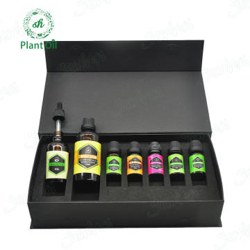 New Launched Anti cellulite massage oil gift set