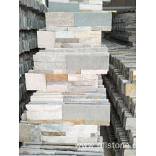 Big Discount for Mushroom Stone Panel Honey gold mushroom wall cladding stones supply to Russian Federation Manufacturers