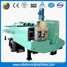 Arching Roof Panel Roll Forming Machine