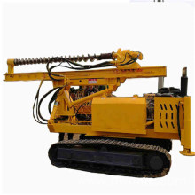 Good Quality for Screw Post Pile Driver Construction Equipment hydraulic Crawler Pile Driver supply to Mali Suppliers