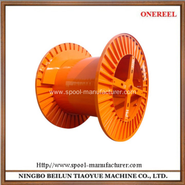 Big discounting for The Best Corrugated Wire Spool, Corrugated Cable Spools Manufacturer In China. steel cable reels for sale supply to Russian Federation Wholesale