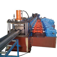 2 Waves guard rail steel roll forming machine