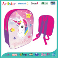 UNICORN pink school backpack