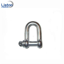 High Polish Forged Stainless Steel D Shackle