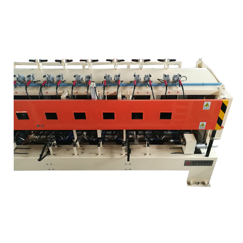 Automatic Ringlock Scaffolding Welding Machine