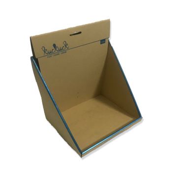 China Exporter for Offer Display Packaging Boxes,Paper Display Box,Corrugated Display Boxes From China Manufacturer Cheap retail display boxes export to Bolivia Manufacturer