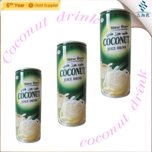 coconut drink supplier ISO certificate