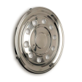 Car Stainless Steel Flat and Dished Hub Cap