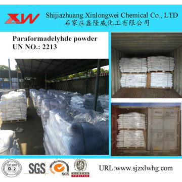 Paraformaldehyde Powder (CH2O)n Quotation