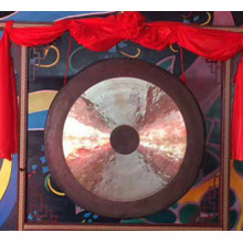 High Quality for Marine Bronze Gong Chinese Traditional  Percussion Gongs export to Turkmenistan Factories