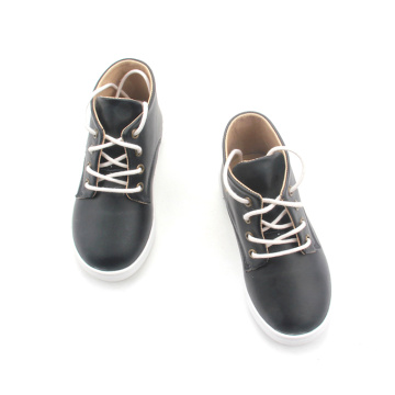 Leather Soft Snow Baby Kids Boots Wholesale