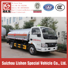 5 cbm Small Oil Tanker Truck Fuel Bowser