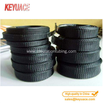 Multifilament braided expandable sleeving Protector